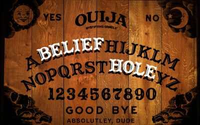Ouija Boards, Channeled Spirits and Ghostly Games