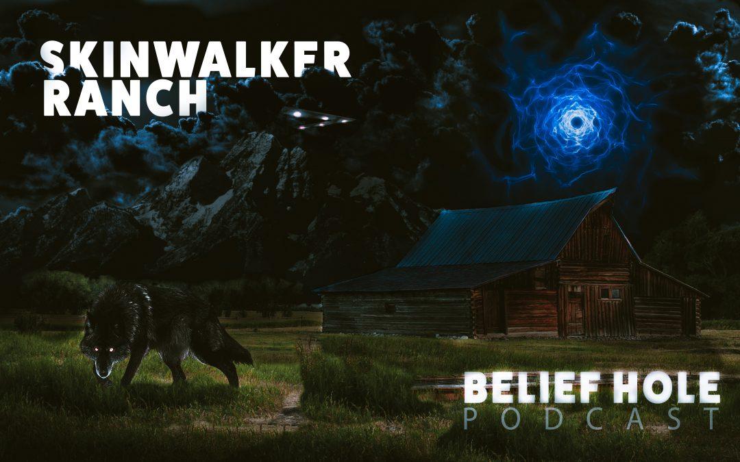Skinwalker Sampler with a side of Ranch