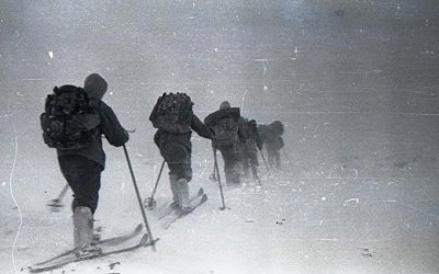 Dyatlov Pass Incident and Mysterious Deaths