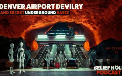 Denver Airport Devilry and Secret Underground Bases