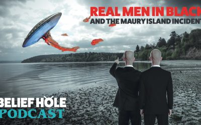 Real Men In Black and The Maury Island Incident