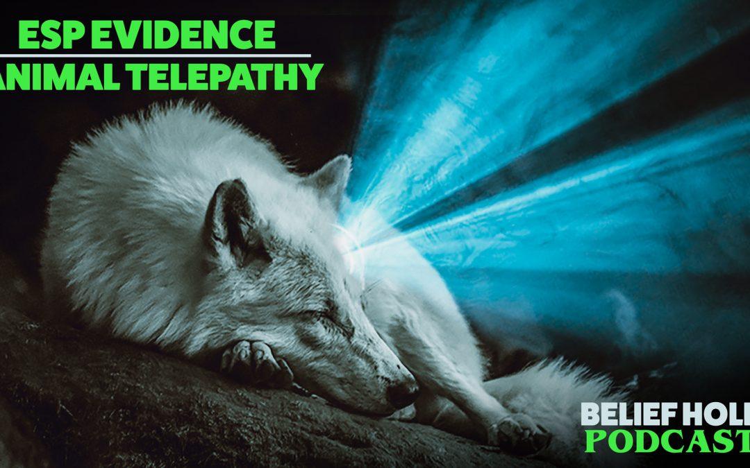 ESP and Animal Telepathy