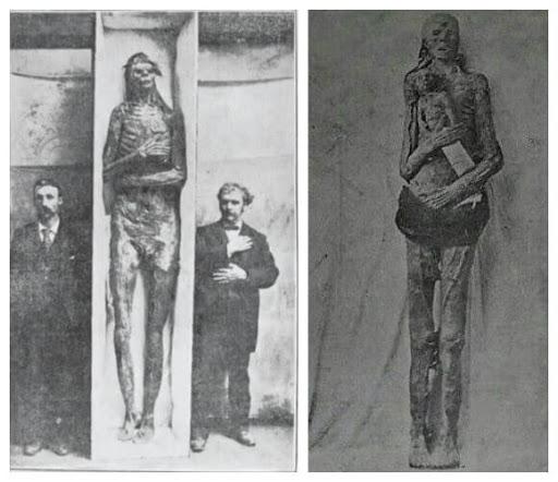 Lovelock Cave Mummies