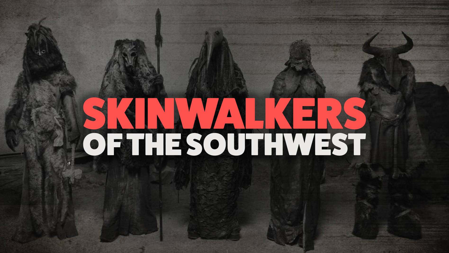 EXPANSION PREVIEW EPISODE | Skinwalkers: Dark Native Witchcraft and Monsters of the Southwest