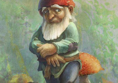 Sad Gnome - Tyler Eldin