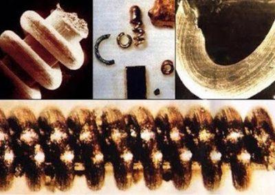 Ancient nanotechnology - belief hole podcast