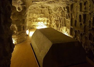 Serapeum of Saqqara - 100 Ton Stone Boxes - Belief Hold Podcast
