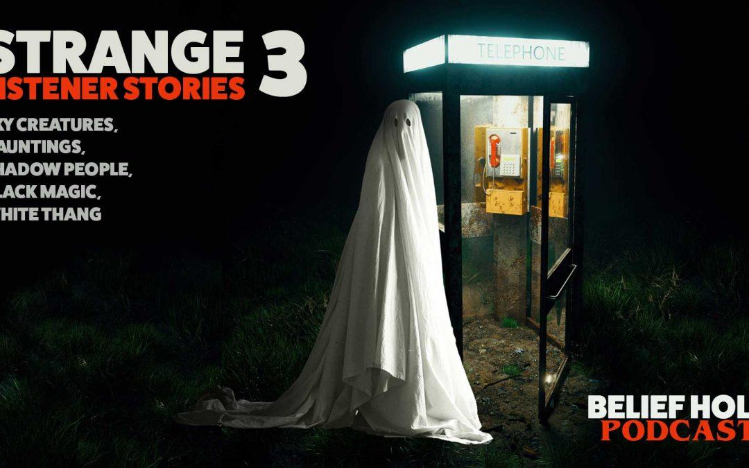 Strange Listener Stories 3