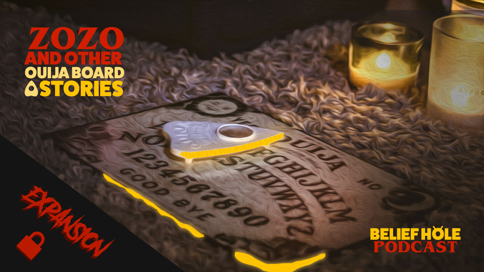 Ouija Boards Gone Wild: Featuring ZOZO