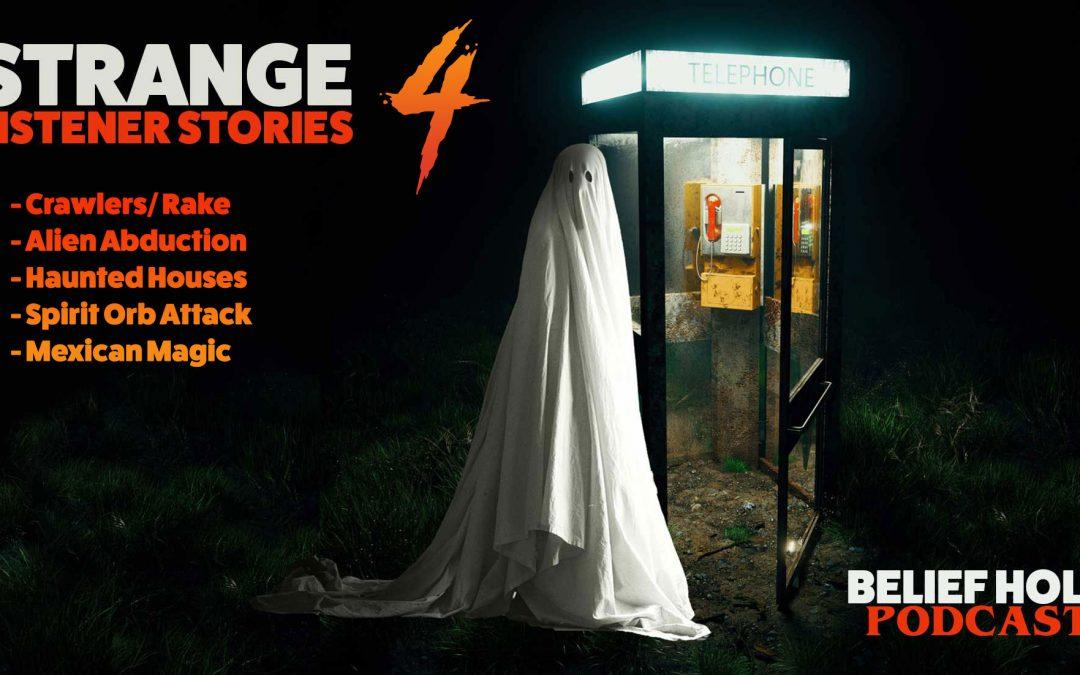 Strange Listener Stories 4