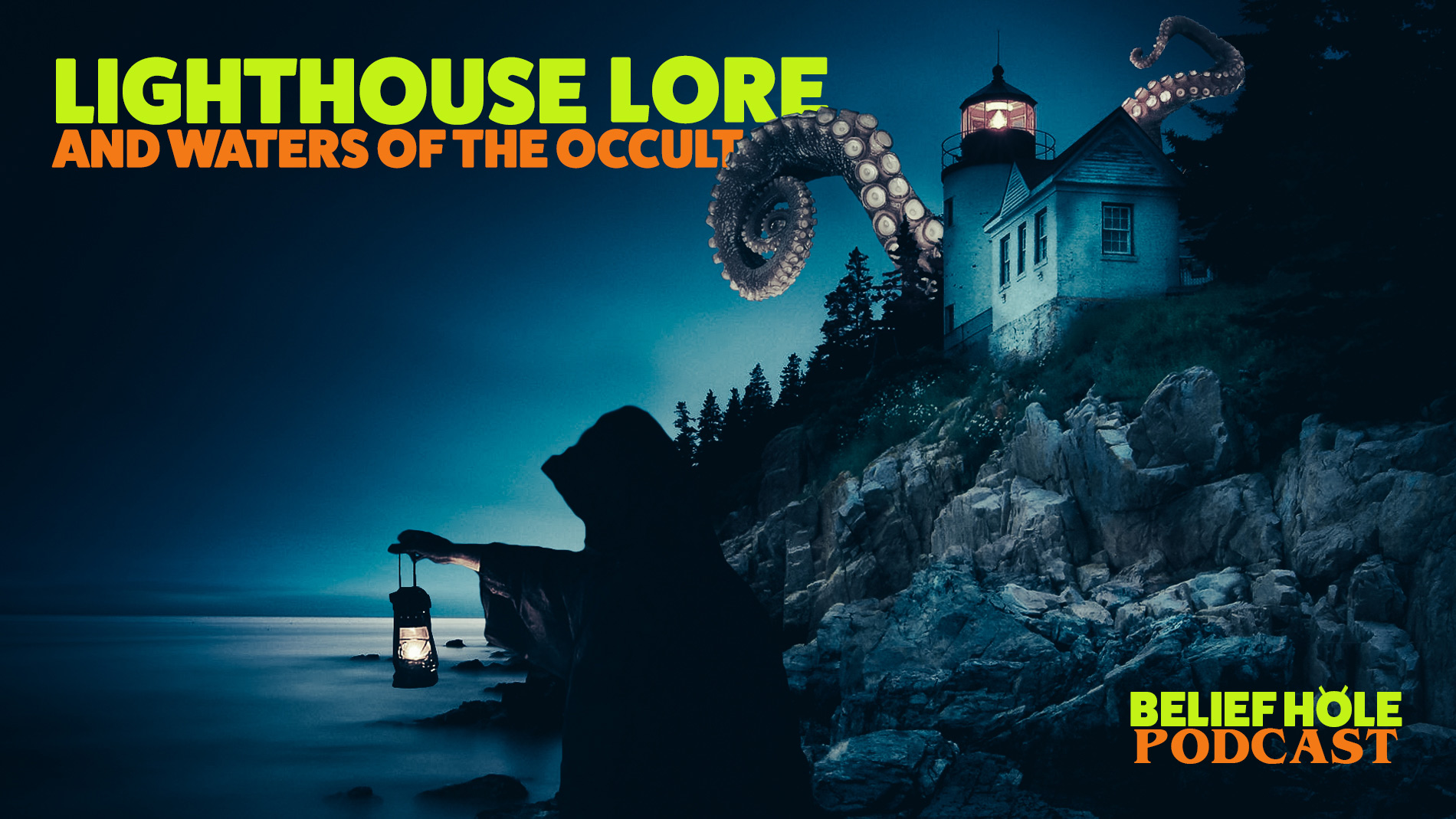 Haunted Lighthouse Lore