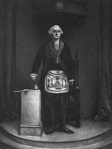 Freemason George Washington