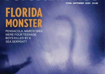 Fortean Times - Pensacola Sea Serpent