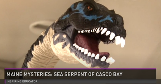 Cassie Sea Monster Sculpture
