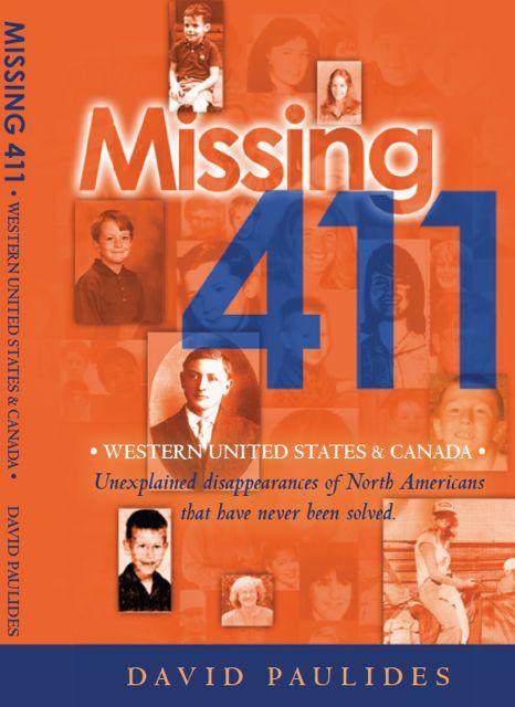 Missing 411 - David Paulides - Book