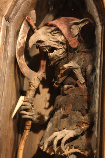 Redcap Mummified Depiction