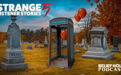 2.24 | Strange Listener Stories 5 – Glowing Forest Spirits, Walmart Wizards, and Secrets in the Ceiling!