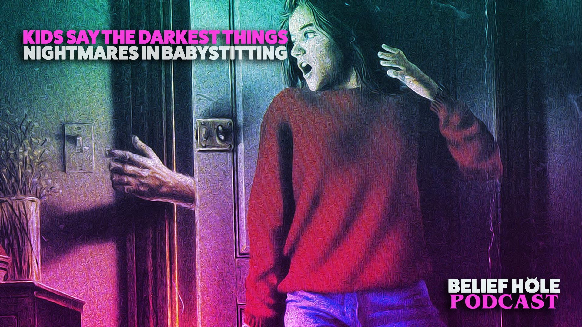 BABYSITTING HORROR STORIES - Creepy Things Kids Say