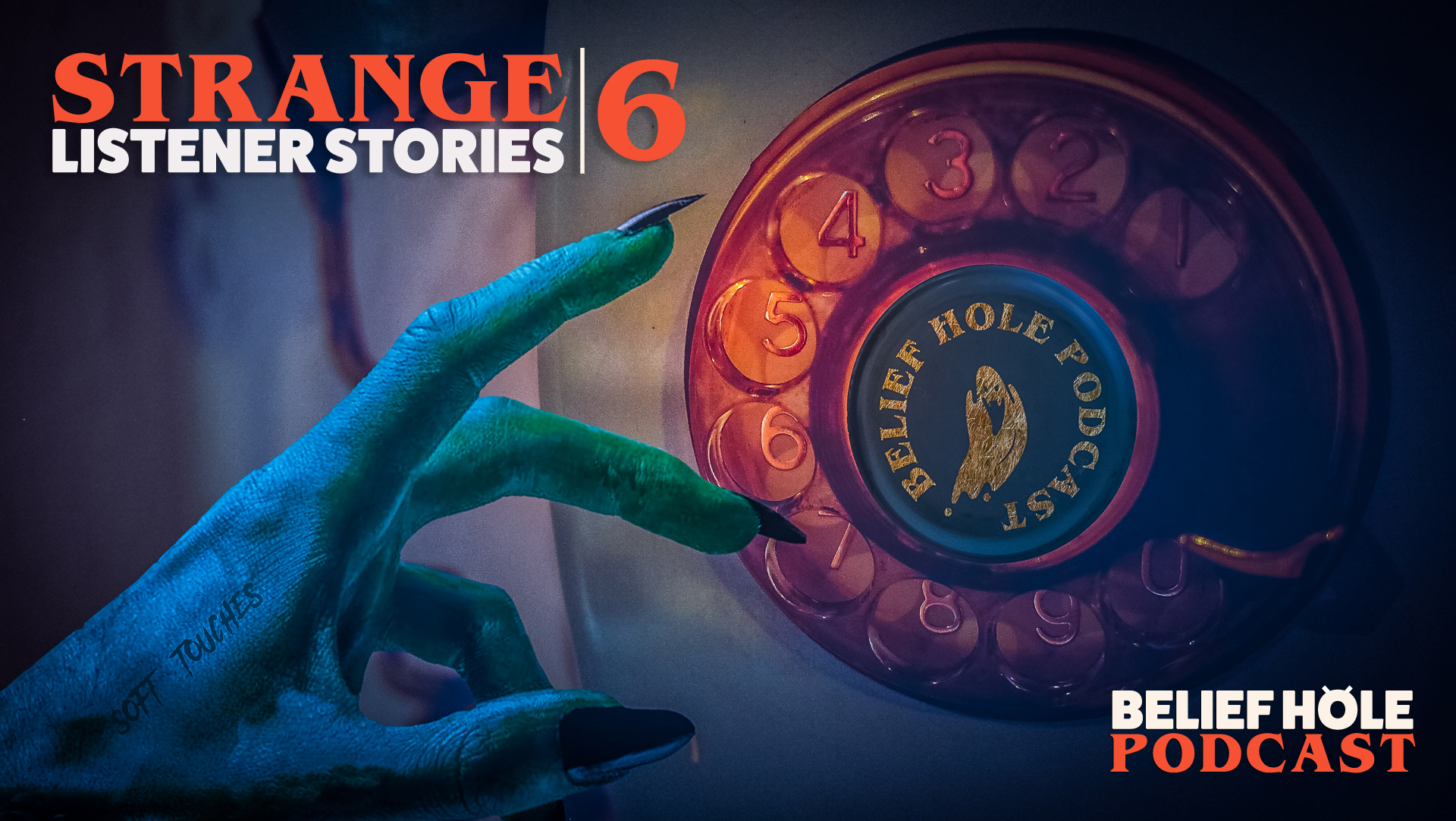 3.03 | Strange Listener Stories 6 – Soft Touches in the Closet, Graveyard Dogman and Shadow People in the Walls
