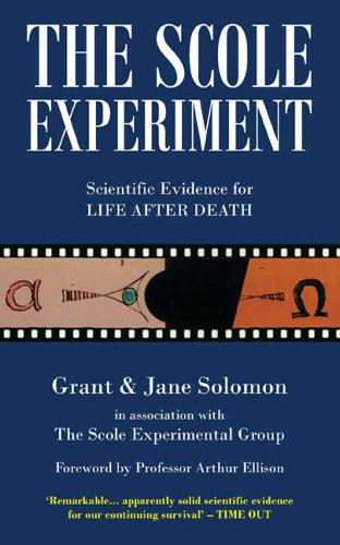 The Scole Experiment | Scientific Evidence of Life after Death | Grant and Jane Solomon - Podcast