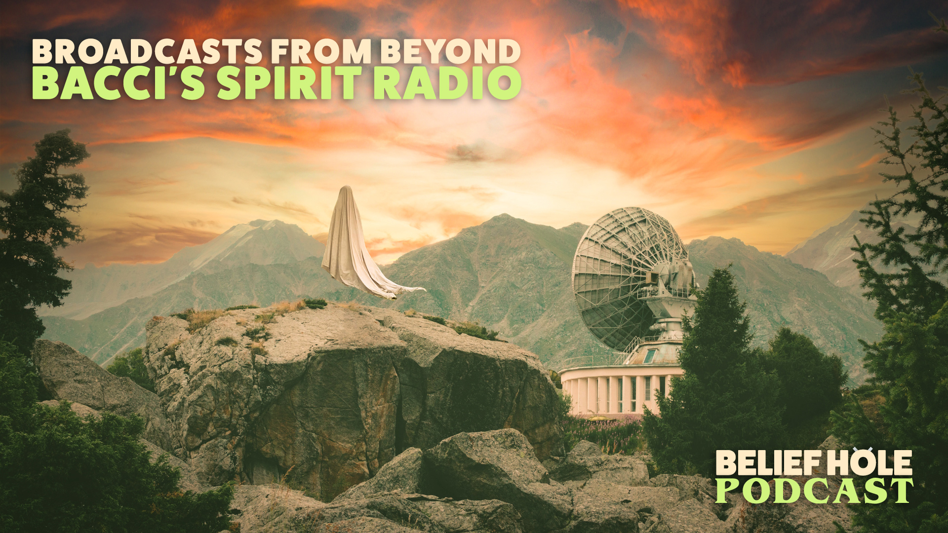 3.04 | Broadcasts from the Beyond, ITC and Marcello Bacci's Spirit Radio