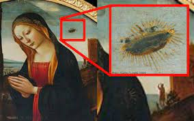 UFOs in Antiquity - The Madonna With Saint Giovannino