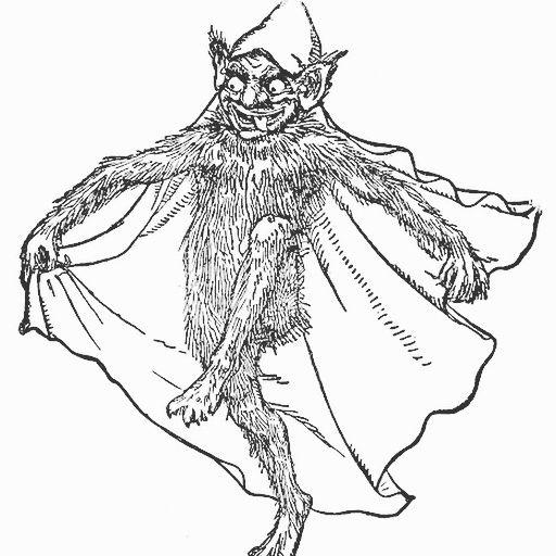 Fairy / Goblin / Pukwudgie