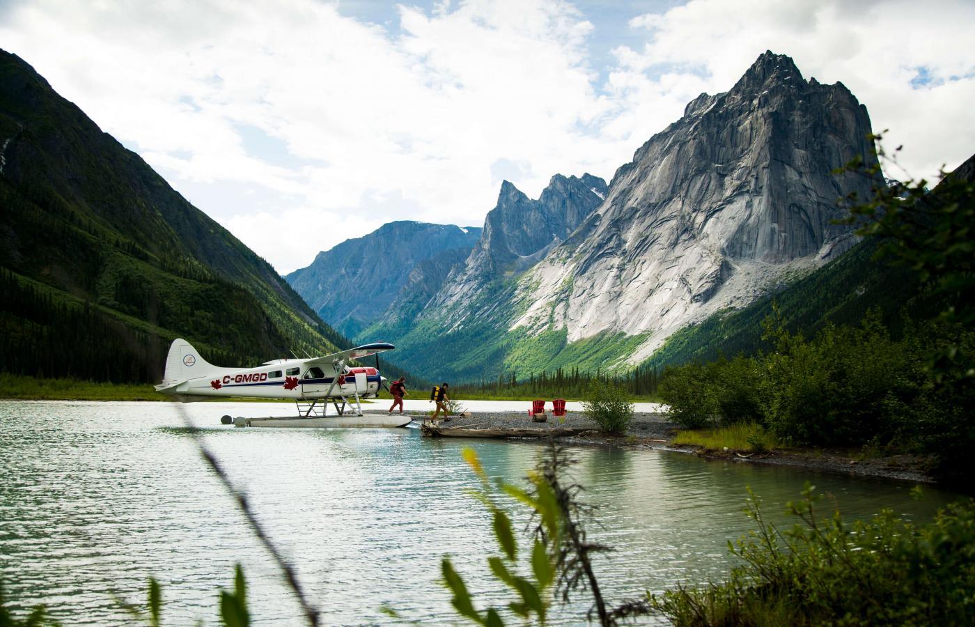 Northwest Territories-Float Plane-headless valley podcast