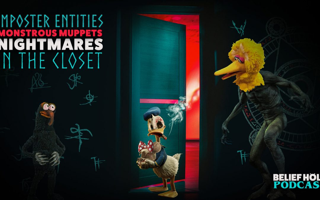 Unicorn 3 Release! Imposter Entities, Monstrous Muppets and Nightmares in the Closet